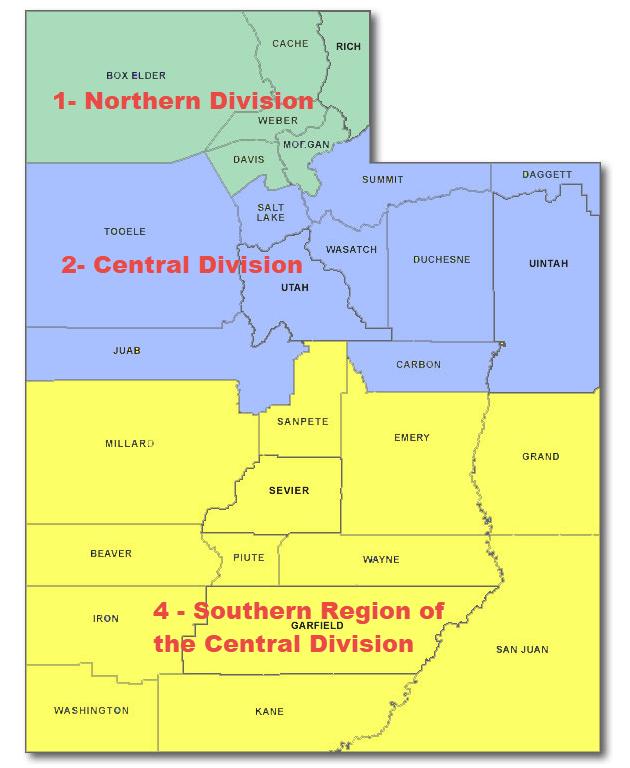 Southern Region - District of Utah   District of Utah ...